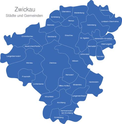 Landkreis Zwickau