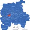 Map Leipzig Ortsteile Altlindenau