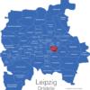 Map Leipzig Ortsteile Anger-Crottendorf