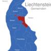 Map Liechtenstein Gemeinden Planken