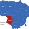 Map Litauen Bezirke Marijampole_1_