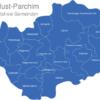Map Ludwigslust Parchim Boizenburg