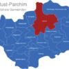 Map Ludwigslust Parchim Crivitz_1_