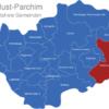 Map Ludwigslust Parchim Eldenburg_Lubz