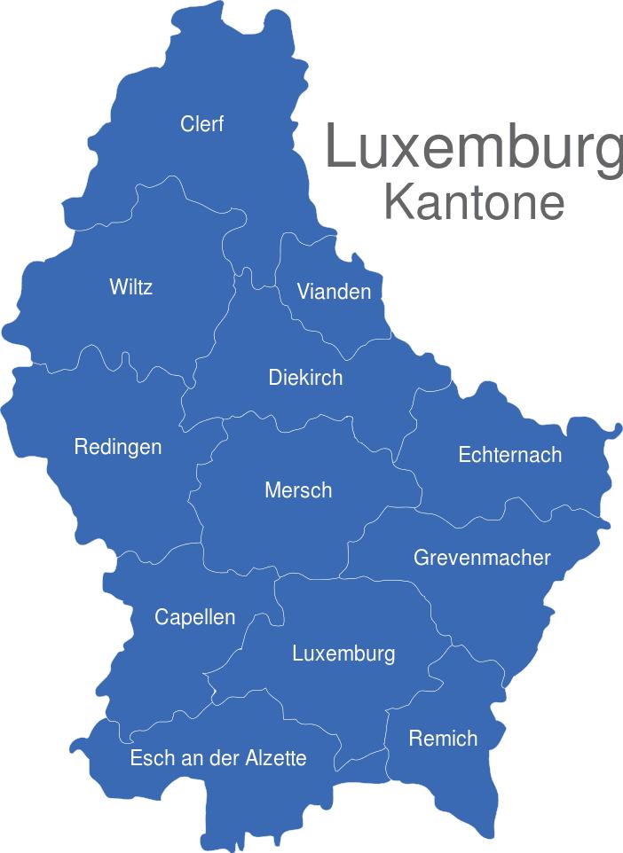 postleitzahl luxemburg