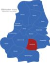 Map Märkischer Kreis Herscheid