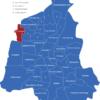 Map Magdeburg Stadtteile Alt_Olvenstedt