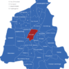 Map Magdeburg Stadtteile Altstadt