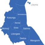 Map Malawi Distrikte Blantyre_1_