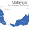 Map Malaysia Bundesstaaten Und Territorien Kedah