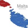 Map Malta Bezirke Gozo_and_Comino