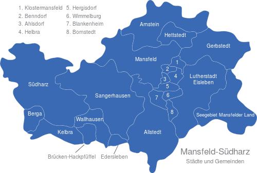 Mansfeld Südharz