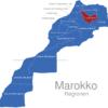 Map Marokko Regionen Fes-Boulemane_1_