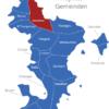 Map Mayotte Gemeinden Bandraboua