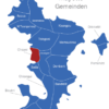 Map Mayotte Gemeinden Chiconi