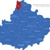 Map Mecklenburgische Seenplatte Dargun