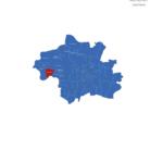 Map München Stadtteile Aubing-Süd