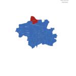 Map München Stadtteile Feldmoching