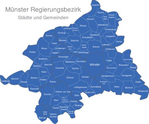 Münster Regierungsbezirk