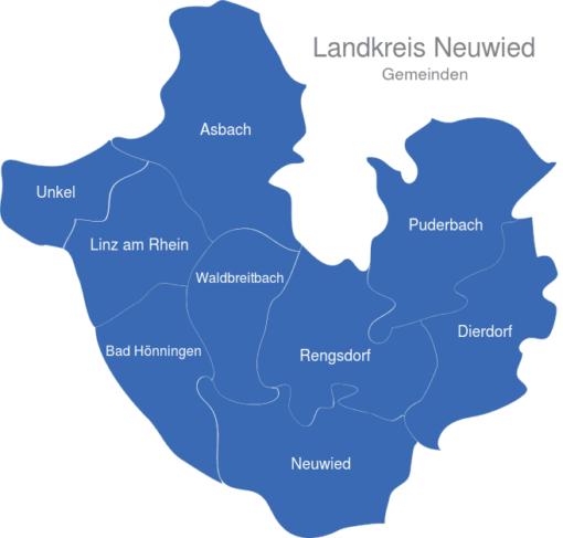 Neuwied Gemeinden