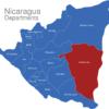 Map Nicaragua Departments Atlantico_Sur_1_