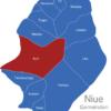 Map Niue Gemeinden Alofi