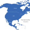 Map Nordamerika Länder Barbados