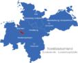 Map Norddeutschland Bundesländer Hauptstädte Bremen