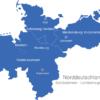 Map Norddeutschland Bundesländer Hauptstädte Hannover