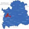 Map Nordhausen Friedrichsthal