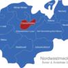 Map Nordwestmecklenburg Grevesmuhlen