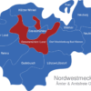 Map Nordwestmecklenburg Grevesmuhlen_Land