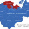 Map Nordwestmecklenburg Klutzer_Winkel
