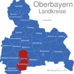 Map Oberbayern Landkreise Bad_Toelz_Wolfratshausen