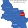 Map Oberbergischer Kreis Bergneustadt