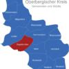 Map Oberbergischer Kreis Engelskirchen