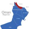 Map Oman Provinzen Al_Batinah