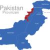 Map Pakistan Provinzen FATA