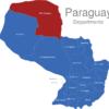 Map Paraguay Departments Alto_Paraguay
