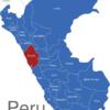 Map Peru Regionen Ancash