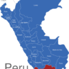 Map Peru Regionen Arequipa_1_