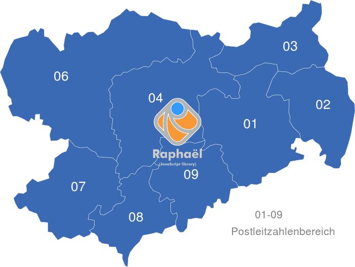 Plz Karte Schweiz.Plz Gebiete 01 09