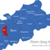 Map Rhein Sieg Kreis Alfter