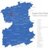 Map Saale Orla Kreis Bodelwitz