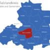 Map Saalekreis Bad_Lauchstädt