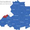 Map Saalekreis Farnstädt