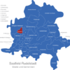 Map Saalfeld Rudolstadt Allendorf
