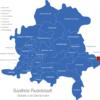 Map Saalfeld Rudolstadt Altenbeuthen
