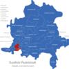 Map Saalfeld Rudolstadt Cursdorf