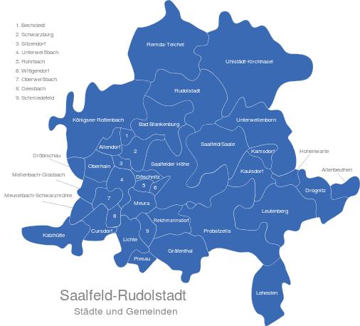 Saalfeld Rudolstadt
